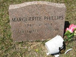 Marguerite O. <I>Maseberg</I> Phillips
