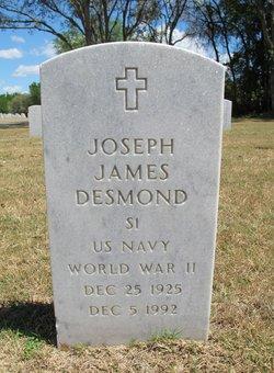 Joseph J Desmond