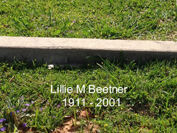 Lillie <I>Mikeska</I> Beettner