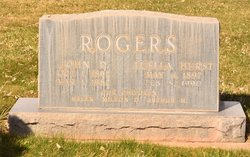 Luella <I>Hurst</I> Rogers