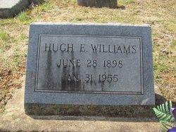 Hugh E Williams