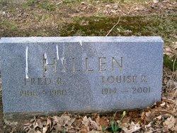 Louise R <I>Rhodes</I> Hillen