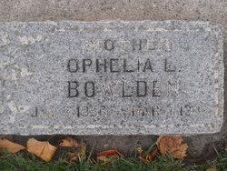 Ophelia Leona <I>Avery</I> Bowlden