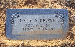 Henry A Browne