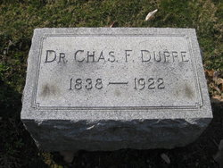 Dr Charles F. Dupre