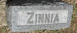 Zinnia S <I>Spangler</I> Bushman