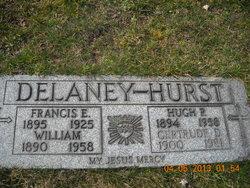 Gertrude <I>Delaney</I> Hurst