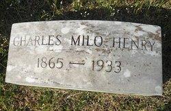 Charles Milo Henry