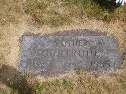 Mary Gurtrude <I>Proell</I> Ahrens
