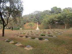 Gauhati War Cemetery