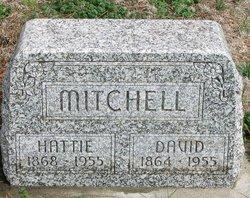 """Harriet B """"Hattie"""" <I>Carmichael</I> Mitchell"""