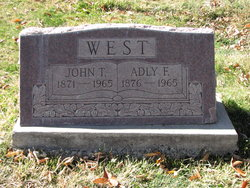 Adly Florence <I>Brannen</I> West