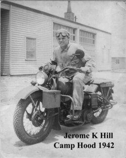 "Jerome Kermit ""Jerry"" Hill"