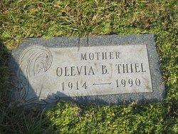 Olevia B Thiel