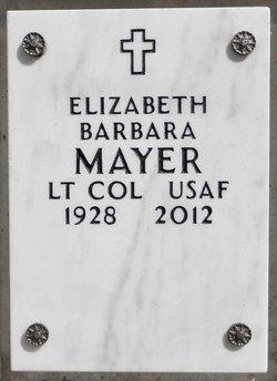 Elizabeth Barbara Mayer