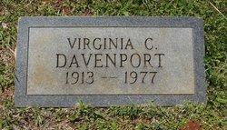 Virginia C Davenport