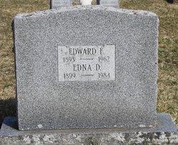 Edna D <I>Mason</I> Hayes
