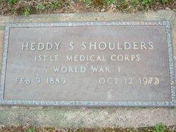 Heddy S. Shoulders