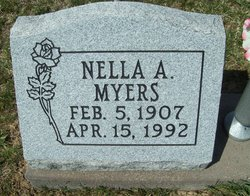 Nella A. Myers