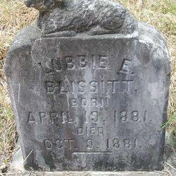 Lubbie E. Blissitt