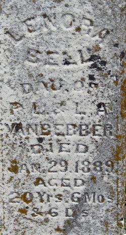 Lenora Bell VanBebber