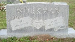 Iver Dell <I>Cline</I> Workman