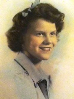 Betty Jane <I>Hurd</I> Hewitt