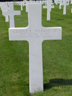PFC George E Williams, Jr