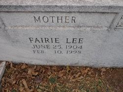 Fairie Lee Boyd