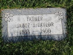 Jabez H. Taylor
