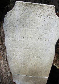 Capt John May, Sr