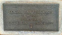 Edgar Ray Ferguson
