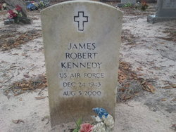 james robert kennedy death date