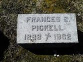 Frances E. <I>Bach</I> Pickell