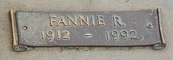 Fannie <I>Rinehart</I> Allen