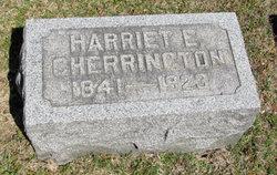 Harriet <I>Hower</I> Cherrington
