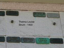 Thelma Louise Sturm