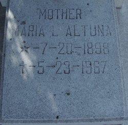 Maria L. Altuna