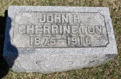 John Hower Cherrington