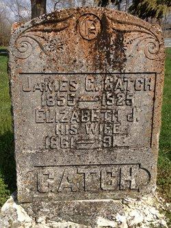 James G Gatch