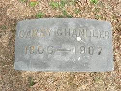 Carey Chandler