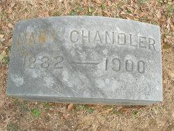 Mary J Chandler