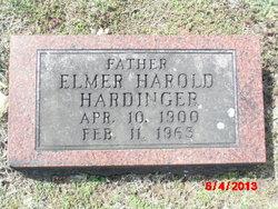 Elmer Harold Hardinger