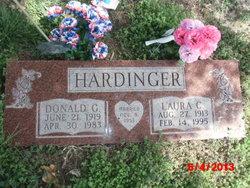 Laura C Hardinger