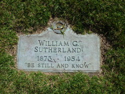 William G. Sutherland