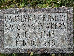 Carolyn Sue Akers