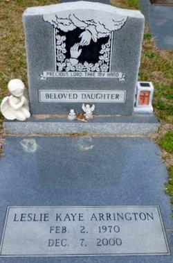 Leslie K Arrington