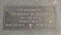 Herbert Hastings Dugan