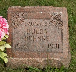 Hulda Behnke
