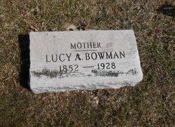 Lucy Anna <I>Bowman</I> Dillery